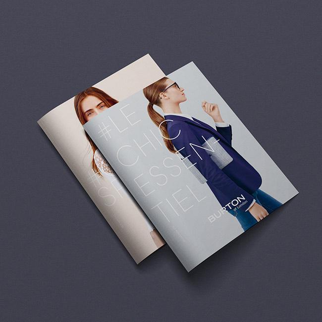 Catalogue de Collection Burton